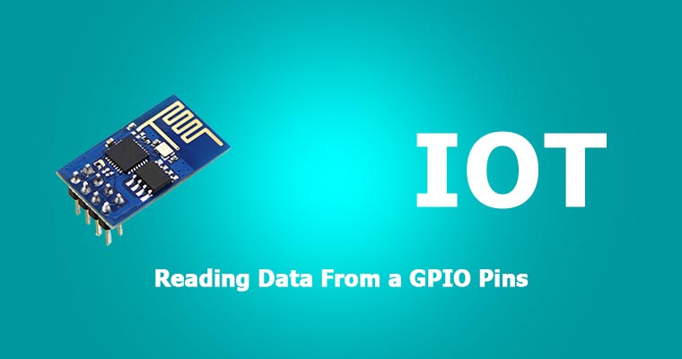 Reading Data From a GPIO Pins