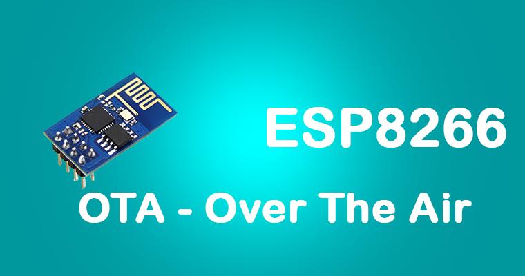 ESP8266 - OTA